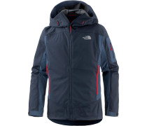 Water Ice Softshelljacke Herren, blau