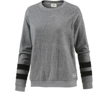Mia Sweatshirt Damen, grau