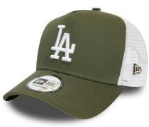 A-Frame Trucker Los Angeles Dodgers Cap
