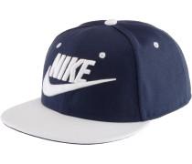 Y NK TRUE FUTURA Cap, blau/ weiß