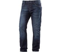 Yves Slim Fit Jeans Herren, blau