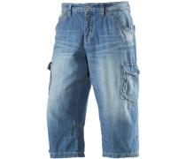 Damiro 3/4-Jeans Herren, blau