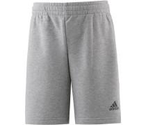 Shorts Jungen, medium grey heather