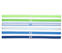 Haarband Damen, dunkelblau/blau/grün