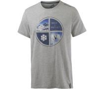 T-Shirt Herren, Grau