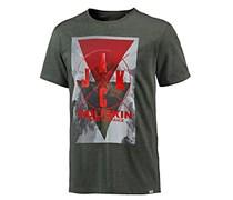 Jack Wolfskin Masterton T-Shirt Herren, grün