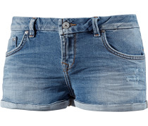 Jeansshorts Damen, ansel wash