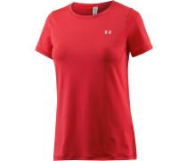Heatgear T-Shirt Damen, rot