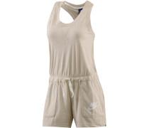 Gym Vintage Jumpsuit Damen, beige/melange