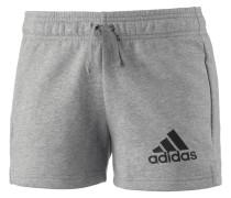 Essentials Shorts Damen, medium grey heather