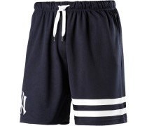 New York Yankees Shorts Herren, blau