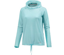 Threadborne Train Hoodie Damen, BLUE INFINITY
