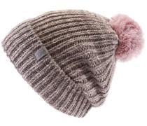Salina Hat Bommelmütze Damen, rosa