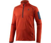 Defined Light Langarmshirt Herren, orange