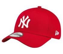 39THIRTY NEW YORK YANKEES Cap, scarlet/white