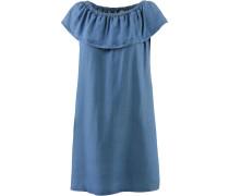 Minikleid Damen, blue