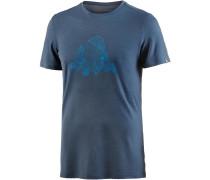 Alnasca T-Shirt Herren, jay