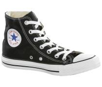 Chuck Taylor All Star Hi Sneaker Damen, schwarz