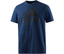 SID Branded T-Shirt Herren, blau