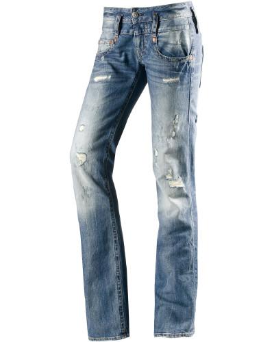 herrlicher damen herrlicher pitch straight fit jeans damen. Black Bedroom Furniture Sets. Home Design Ideas