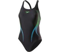 Activeturn Placement Powerback Schwimmanzug Damen, mehrfarbig