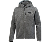 Gordon Lyons hoodie Fleecejacke Herren, tnf medium grey