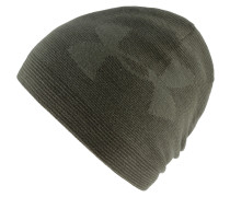 ColdGear Billboard Beanie Herren, ARTILLERY GREEN / DOWNTOWN GREEN / DOWNTOWN GREEN
