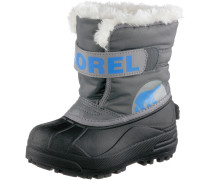 Snow Commander Winterschuhe Kinder, grau
