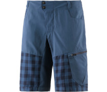 Craggy III Bike Shorts Herren, blau