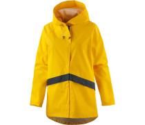 Avon Regenmantel Damen, gelb