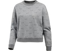 Senida Sweatshirt Damen, grau