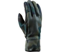 Stryke Conduct Fleece Handschuhe Herren, guard camo print/black