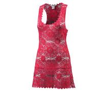 Trägerkleid Damen, rot