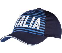 Italien EM 2016 Cap Herren, blau