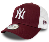 A-Frame Trucker New York Yankees Cap