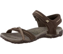 Terran Cross 2 Outdoorsandalen Damen, braun