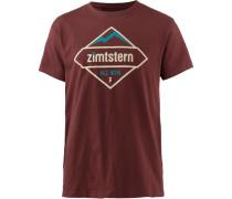 TSM_Moutz T-Shirt Herren, Maroon