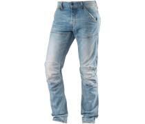 5620 3D Slim Fit Jeans Herren, light blue denim