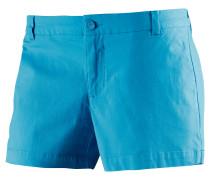 Stretch Allwear Shorts Damen, türkis