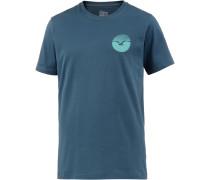 Sunrise T-Shirt Herren, blau