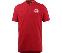 Eintracht Frankfurt Poloshirt Herren, UNIVERSITY RED/GYM RED/BLACK/(BLACK)