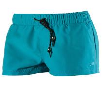 Shorts Boardshorts Damen, türkis