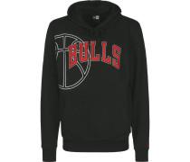 NBA Graphic Basketball Chicago Bulls Hoodie
