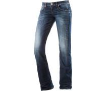 Valerie Bootcut Jeans Damen, lasson wash
