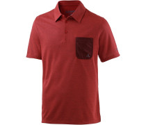 Bilbao Poloshirt Herren, rot