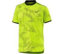 ADV Polo Premier Tennisshirt Herren, gelb