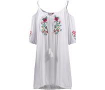 Trägerkleid Damen, Weiß