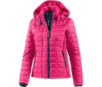Fuji Steppjacke Damen, sport code pink