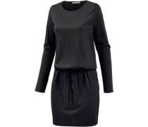 Alba Jerseykleid Damen, schwarz