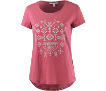 T-Shirt Damen, slate rose